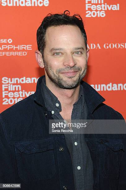 Nick Kroll attends the 'Joshy' Premiere during the 2016 Sundance Film Festival at Library Center Theater on January 24 2016 in Park City Utah