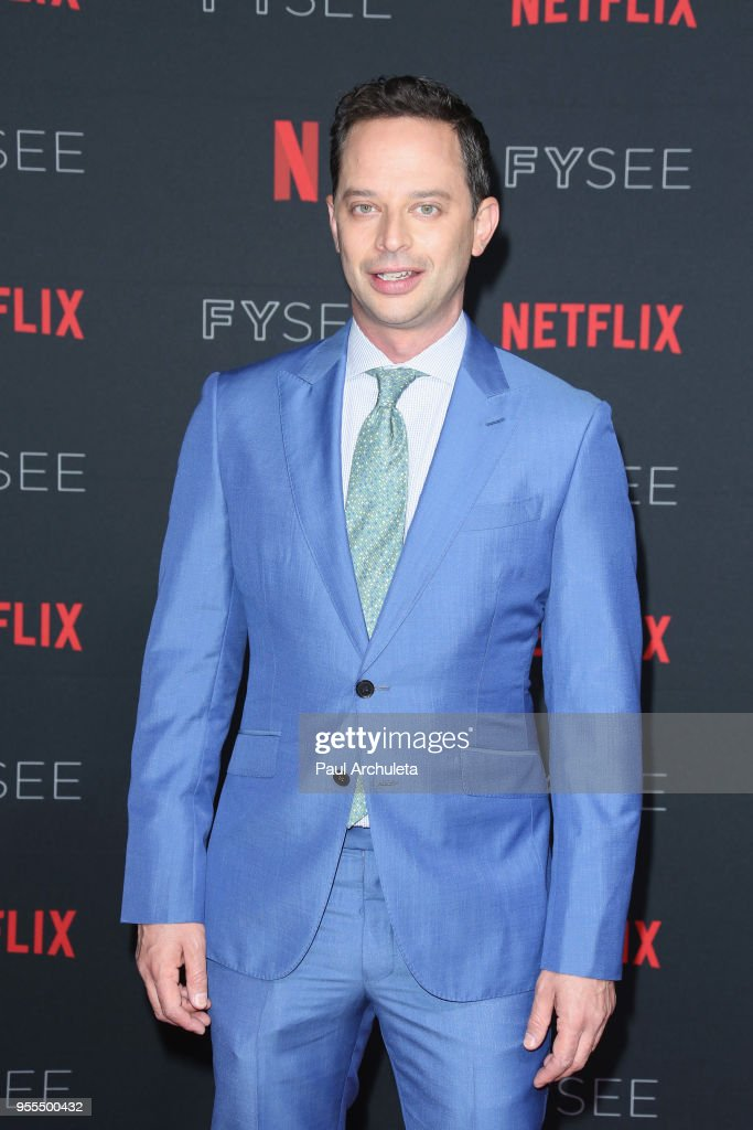 Nick Kroll attends the Netflix FYSEE Kick-Off at Netflix FYSEE At Raleigh Studios on May 6, 2018 in Los Angeles, California.