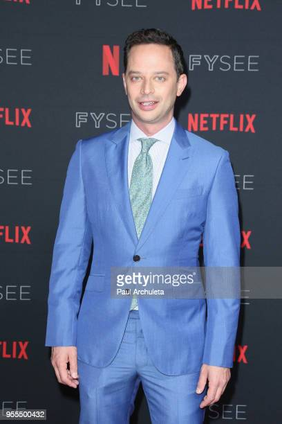 Nick Kroll attends the Netflix FYSEE KickOff at Netflix FYSEE At Raleigh Studios on May 6 2018 in Los Angeles California