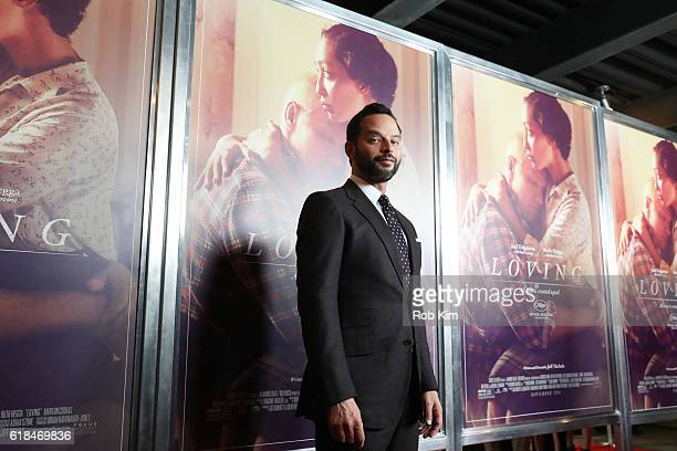 Nick Kroll attends the New York Premiere of 'Loving' at Landmark Sunshine Theater on October 26 2016 in New York City