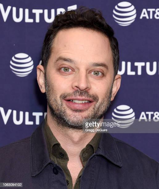 Nick Kroll attends the Vulture Festival Los Angeles 2018 at The Hollywood Roosevelt Hotel on November 17 2018 in Los Angeles California