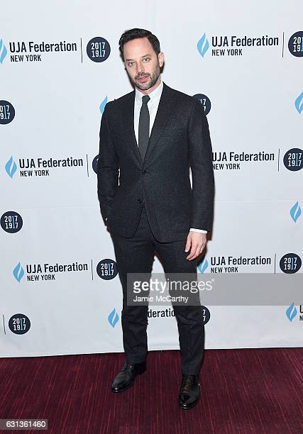 Nick Kroll attends UJAFederation Of New York's Centennial Launch at Frederick P Rose Hall Jazz at Lincoln Center on January 9 2017 in New York City