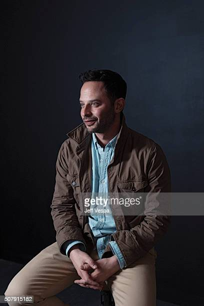 Nick Kroll of 'Joshy' poses for a portrait at the 2016 Sundance Film Festival on January 25 2016 in Park City Utah