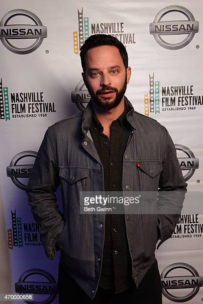 Nick Kroll of the film 'Adult Beginners' attends the 2015 Nashville Film Festival at Green Hills Cinema on April 16 2015 in Nashville Tennessee