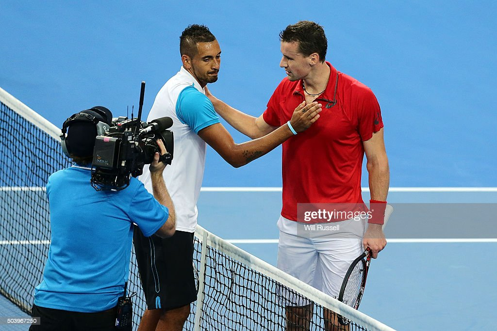 2016 Hopman Cup - Day 6