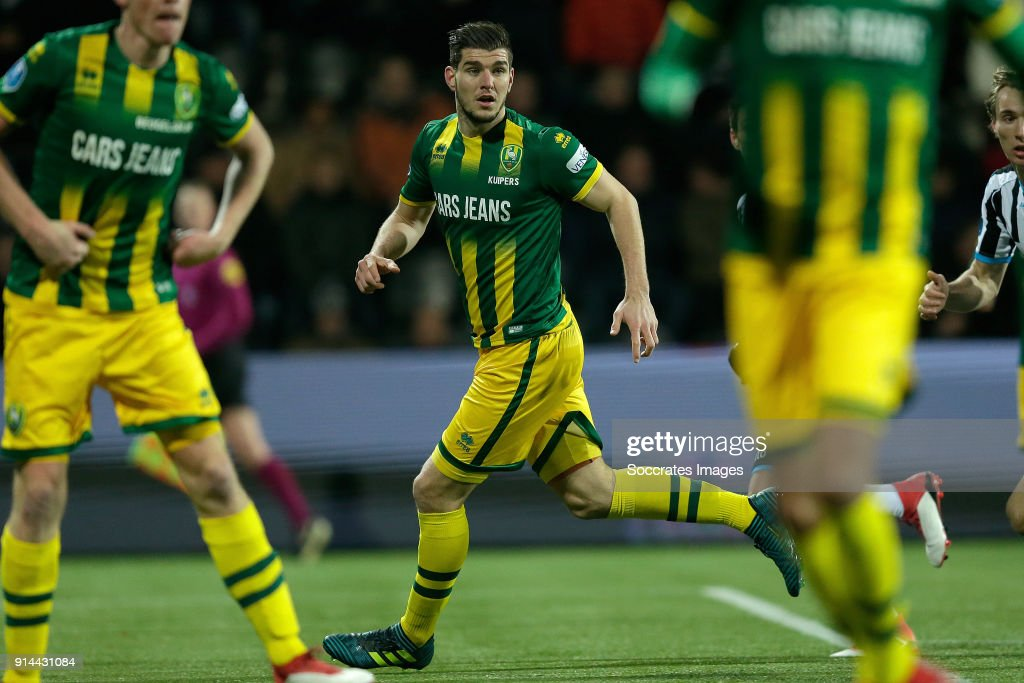 Nick Kuipers Of Ado Den Haag During The Dutch Eredivisie Match News Photo Getty Images