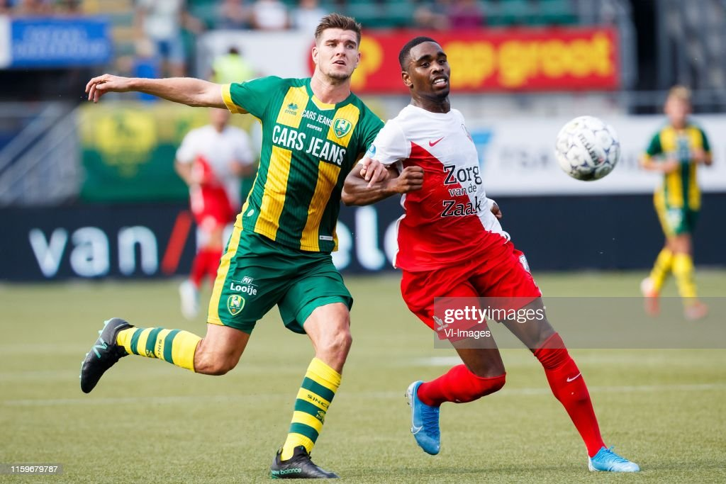 Nick Kuipers Of Ado Den Haag Gyrano Kerk Of Fc Utrecht During The News Photo Getty Images