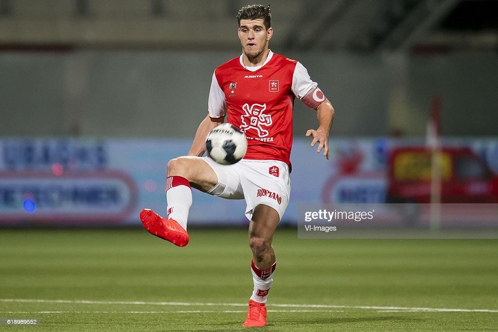 """Jupiler League""""MVV Maastricht v FC Volendam"""" : News Photo"""