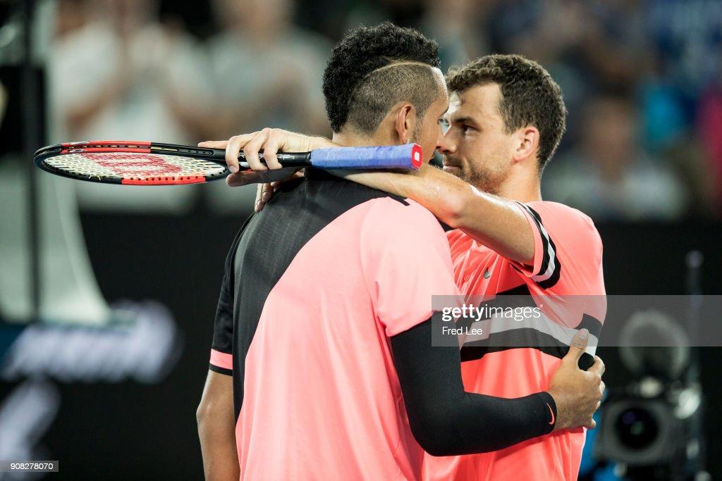 2018 Australian Open - Day 7 : ニュース写真
