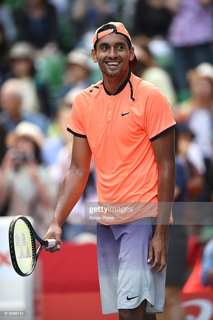 Rakuten Open 2016 - Day 5 : News Photo