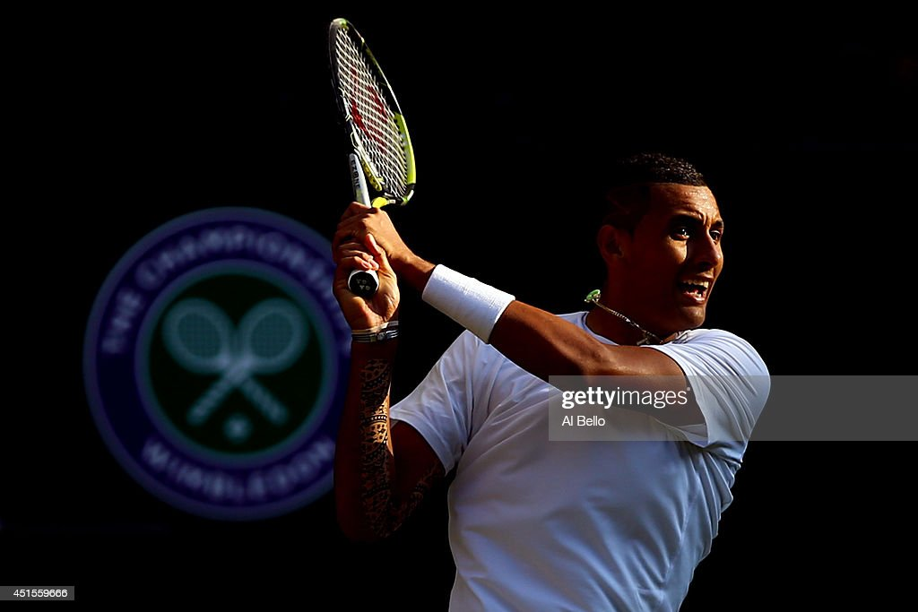 Day Eight: The Championships - Wimbledon 2014 : News Photo