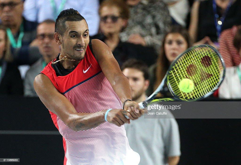 Open 13 - ATP Tour Tennis : News Photo