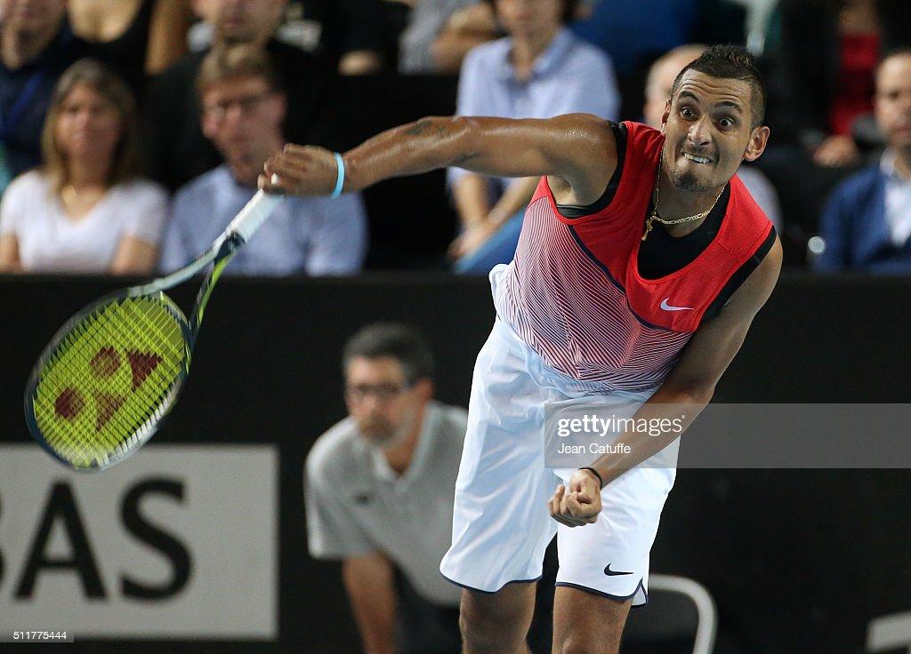 Open 13 - ATP Tour Tennis : Foto di attualità