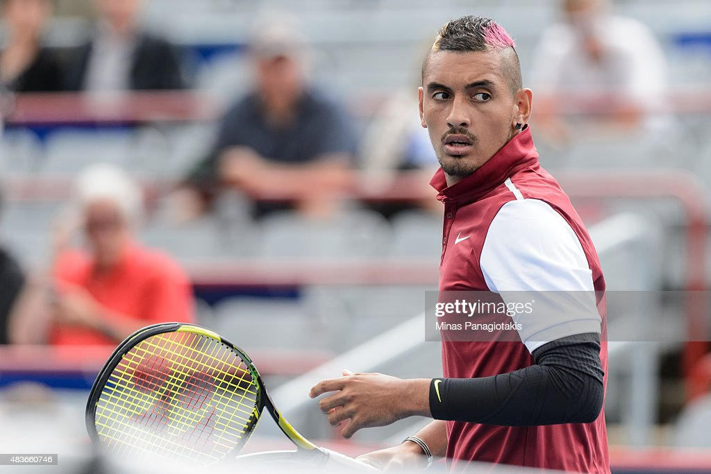 Rogers Cup Montreal - Day 2 : News Photo
