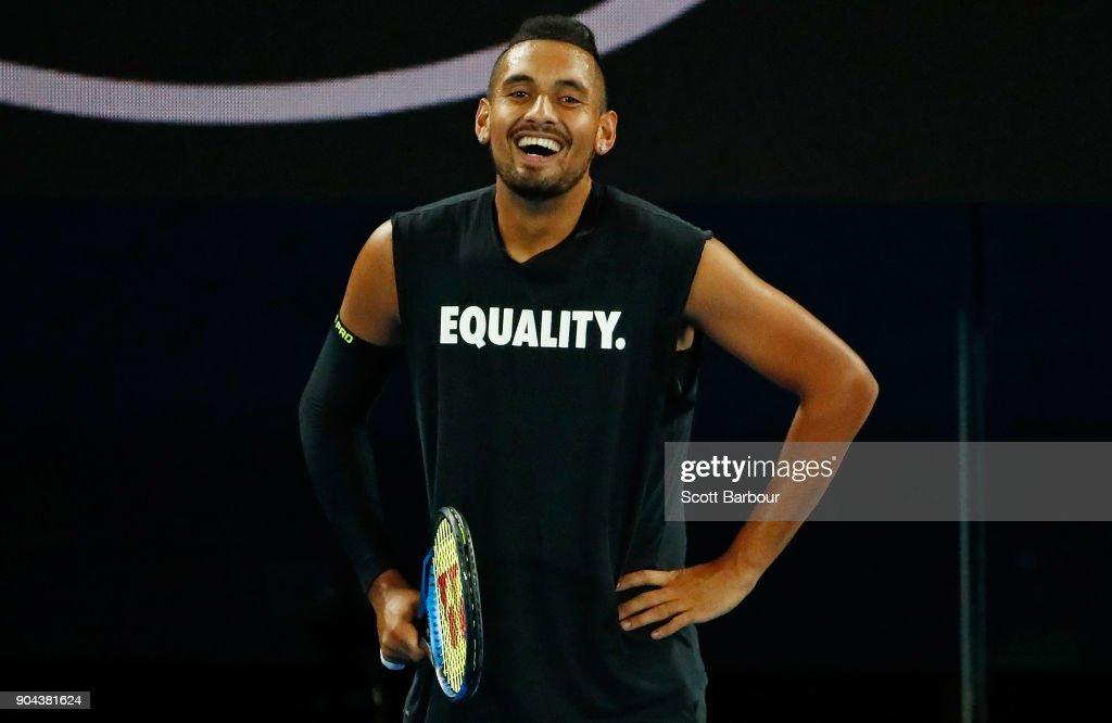 2018 Australian Open: Previews : News Photo