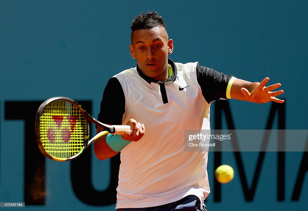 Mutua Madrid Open - Day Six : News Photo