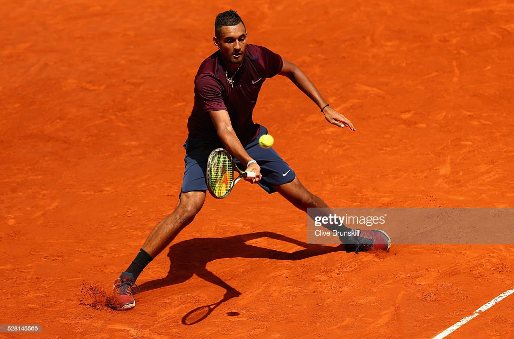 Mutua Madrid Open - Day Five : Nachrichtenfoto