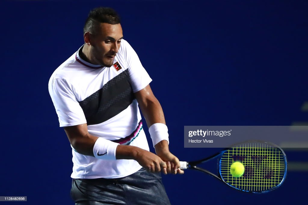 Telcel ATP Mexican Open 2019 - Day 6 : News Photo