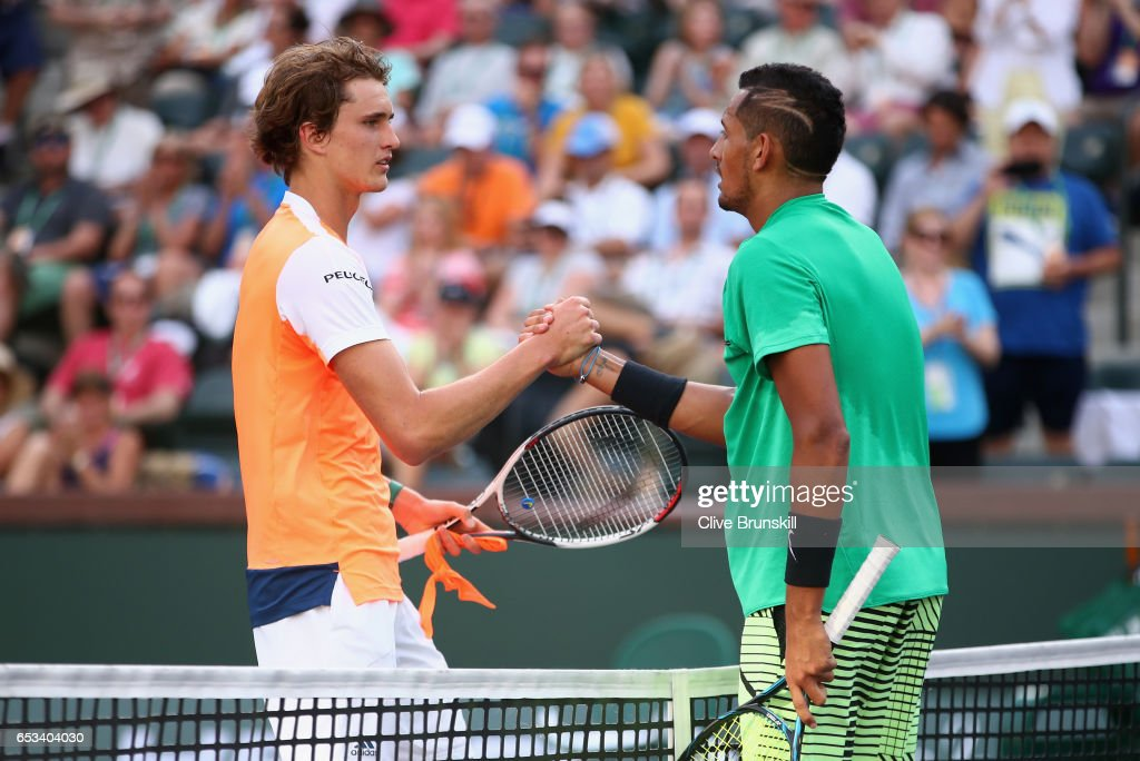 BNP Paribas Open - Day 9 : News Photo