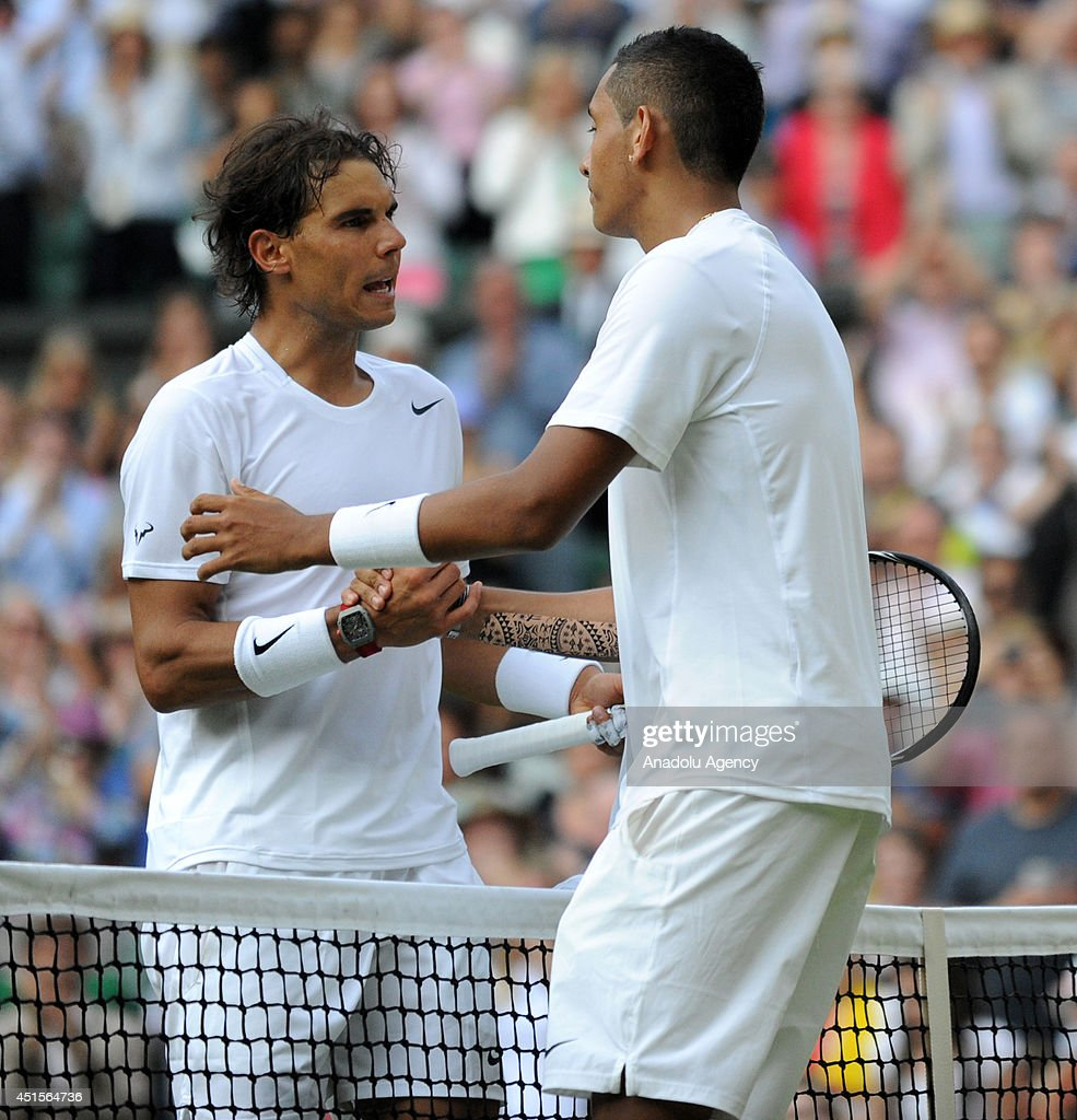 2014 Wimbledon Championships : News Photo