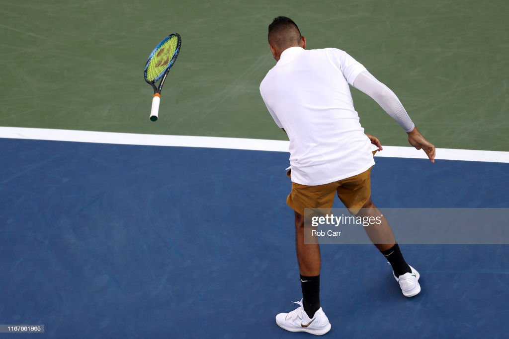 Western & Southern Open - Day 3 : Photo d'actualité