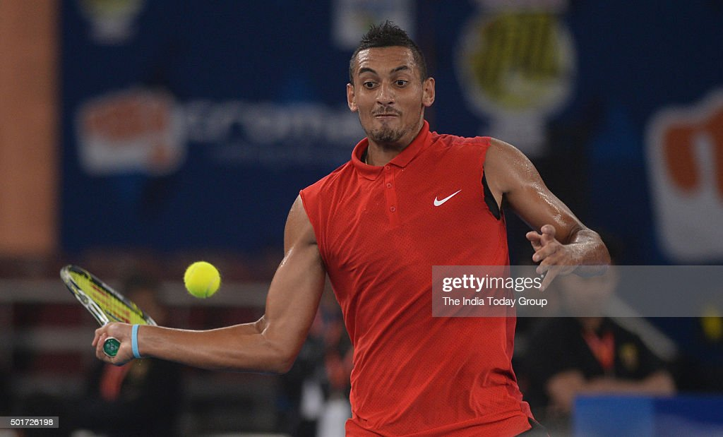International Premier Tennis League : News Photo