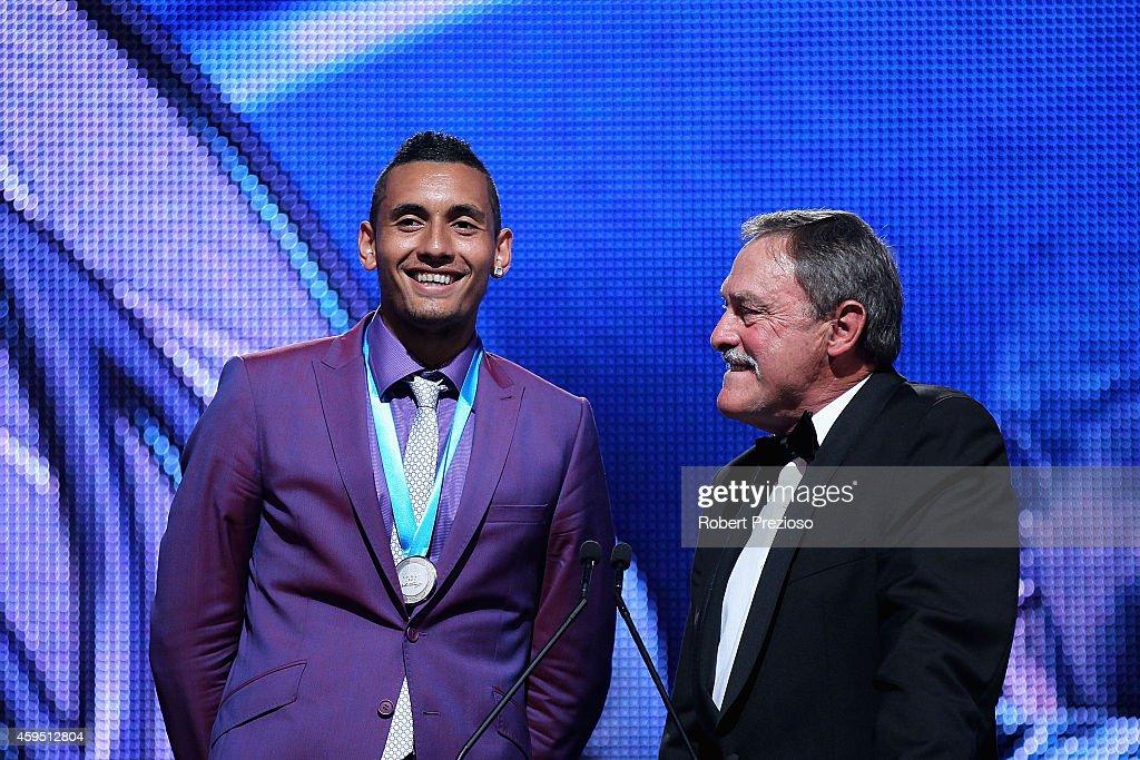 2014 Newcombe Medal Awards : Fotografía de noticias