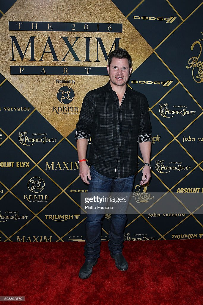 Maxim Magazine And Bootsy Bellows Super Bowl Party 2016 - Arrivals : News Photo