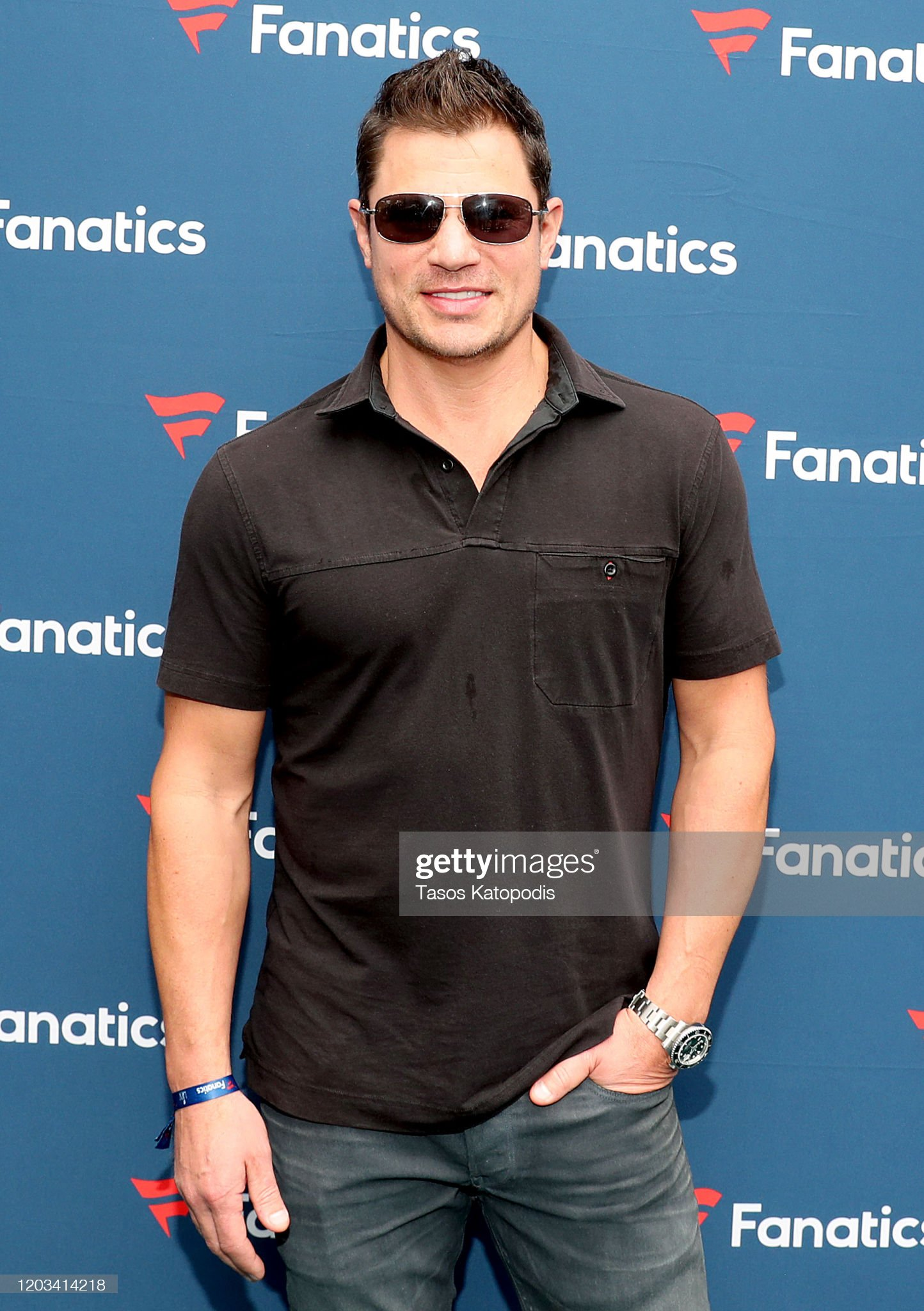 Michael Rubin's Fanatics Super Bowl Party - Arrivals : News Photo