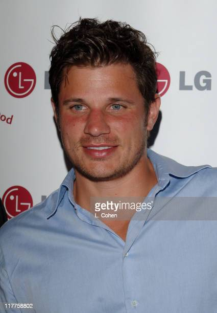 Nick Lachey during 2005 Stuff Style Awards Inside at Hollywood Roosevelt Hotel in Los Angeles California United States