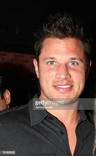 Nick Lachey *Exclusive Coverage*