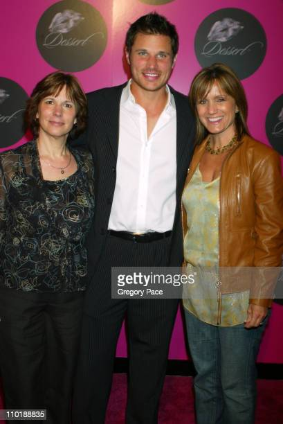Nick Lachey , mother Kate Reiner and his mother in-law Tina Simpson