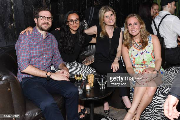 Nick Lawrence Rya Backer Rory Lipman Jessica Savitsky attend Elizabeth Shafiroff and Lindsey Spielfogal Host the First Annual Global Strays Fund...