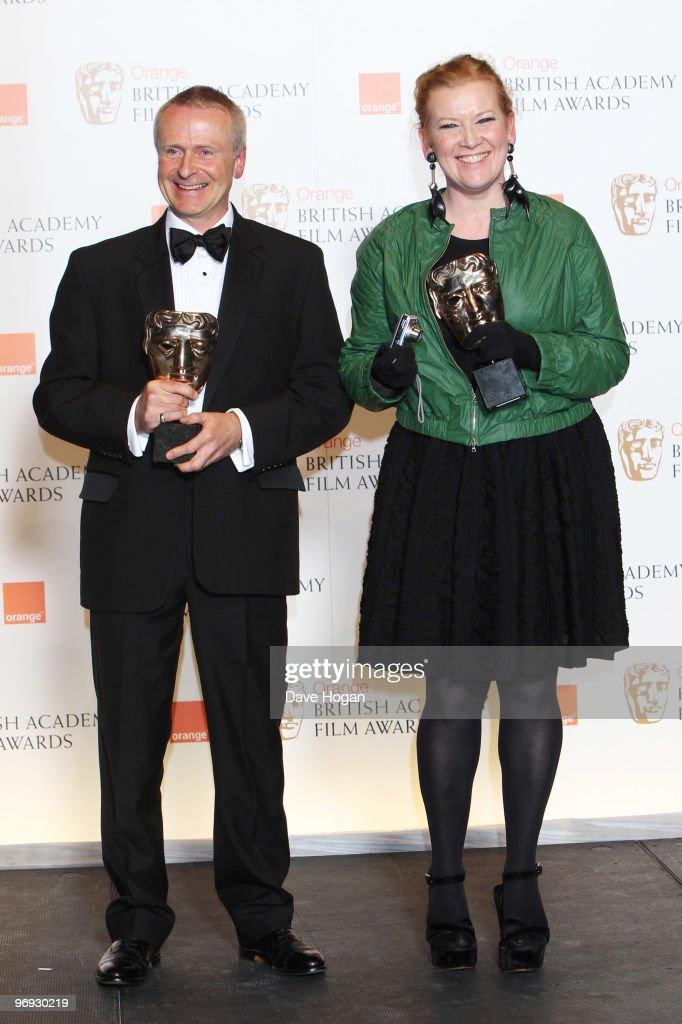 Orange British Academy Film Awards 2010 - Winners Boards