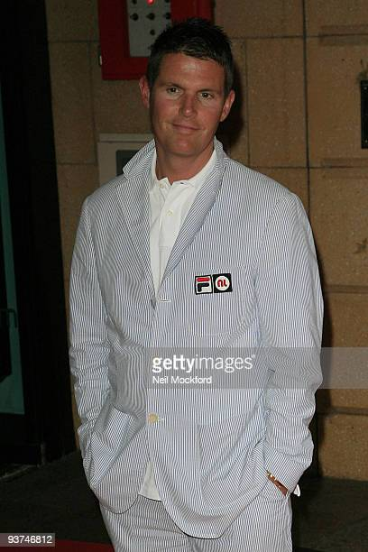 Nick Love attends the UK Premiere of 'The Firm' at Vue West End on September 10 2009 in London England
