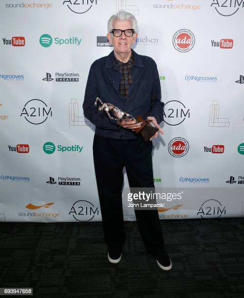 Nick Lowe attends 2017 Libera Awards at PlayStation Theater on June 8 2017 in New York City