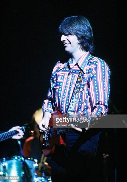 Nick Lowe of Rockpile performs on stage in New York August 1979