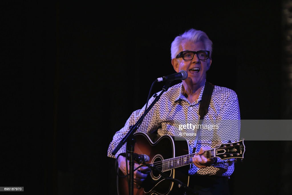 Nick Lowe In Concert - New York, NY : News Photo
