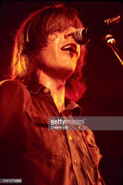 Nick Lowe performs with Rockpile at the Old Waldorf in San Francisco, CA on November 28, 1978.