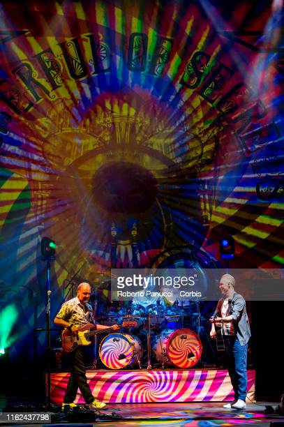 Nick Mason Performs at Auditorium Parco Della Musica on July 16 2019 in Rome Italy