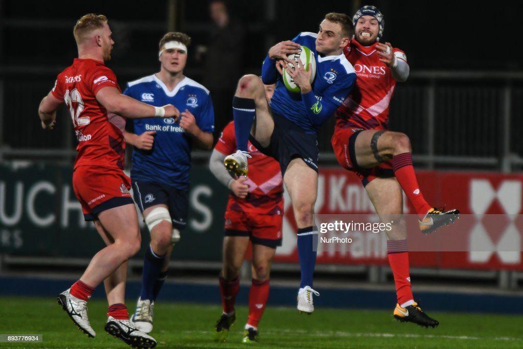 Leinster 'A' vs Bristol Rugby - British and Irish Cup
