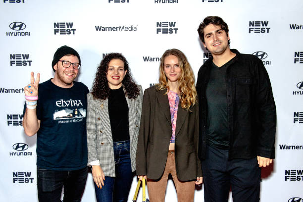 """NY: """"The Scary Of Sixty-First"""" Premiere - NewFest 2021"""