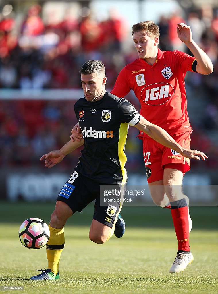 A-League Rd 5 - Adelaide v Central Coast