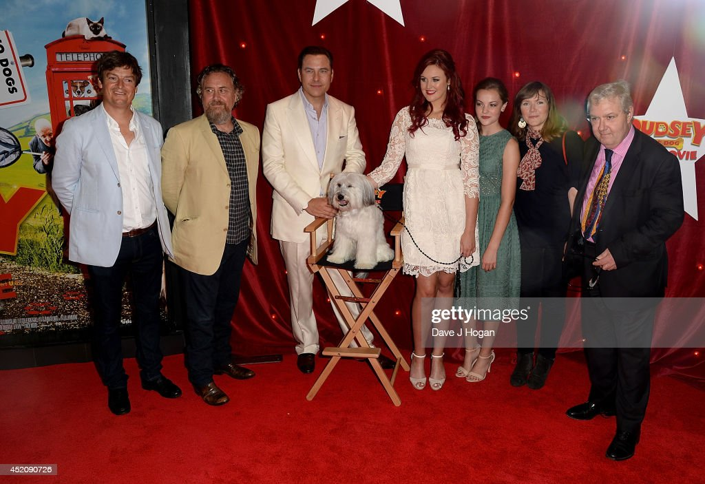"""""""Pudsey The Dog: The Movie"""" - World Premiere - Inside Arrivals"""
