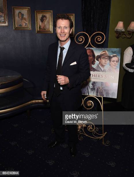 Nick Moran attends an after party following the World Premiere of 'Another Mother's Son' at Cafe de Paris on March 16 2017 in London England