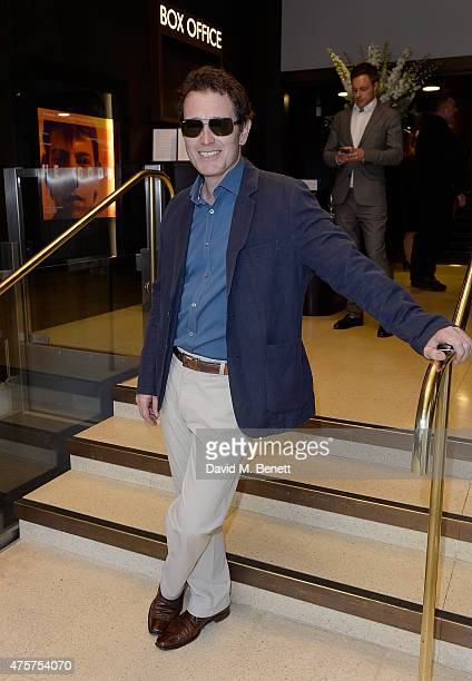 Nick Moran attends the University of Westminster's Regent Street Cinema Gala to celebrate cinema's re-opening at Regent Street Cinema on June 3, 2015...