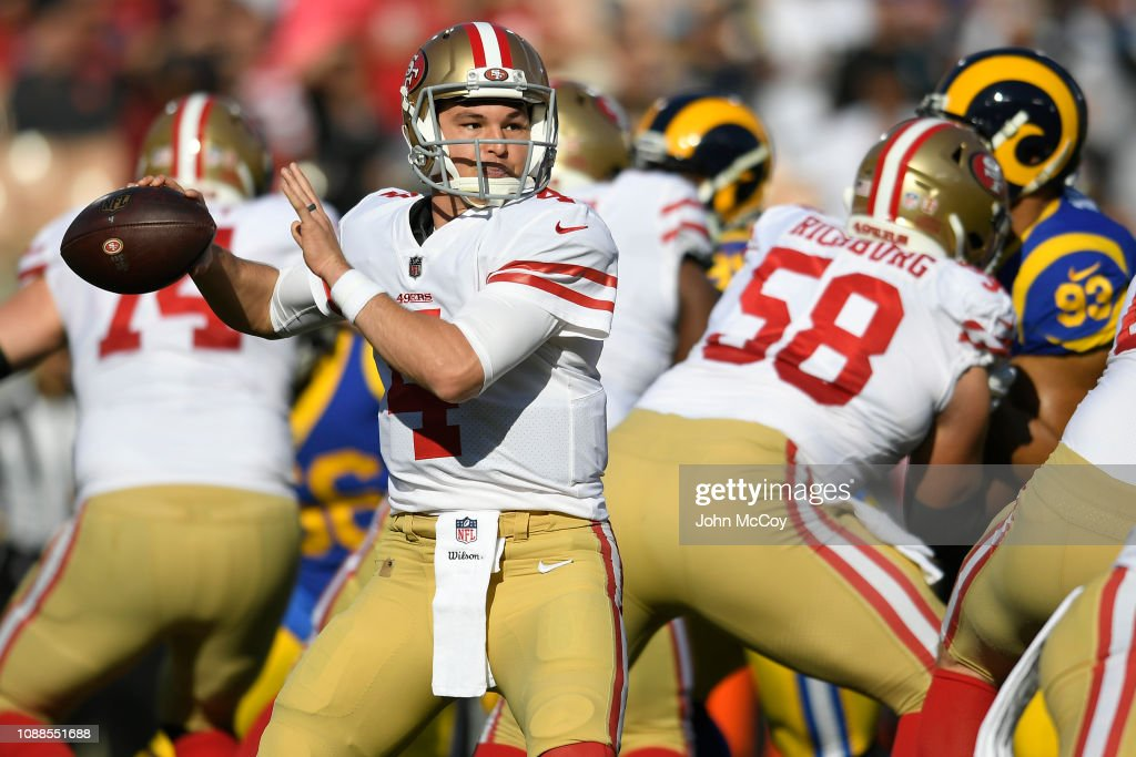 San Francisco 49ers v Los Angeles Rams : ニュース写真