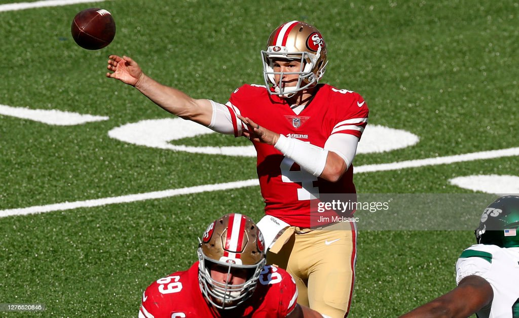 San Francisco 49ers v New York Jets : News Photo