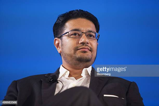 Nick Nash group president of Garena Interactive Holding Ltd listens at the Bloomberg ASEAN Business Summit in Bangkok Thailand on Friday Dec 4 2015...