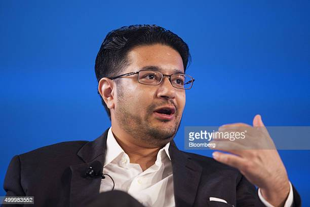 Nick Nash group president of Garena Interactive Holding Ltd speaks at the Bloomberg ASEAN Business Summit in Bangkok Thailand on Friday Dec 4 2015...